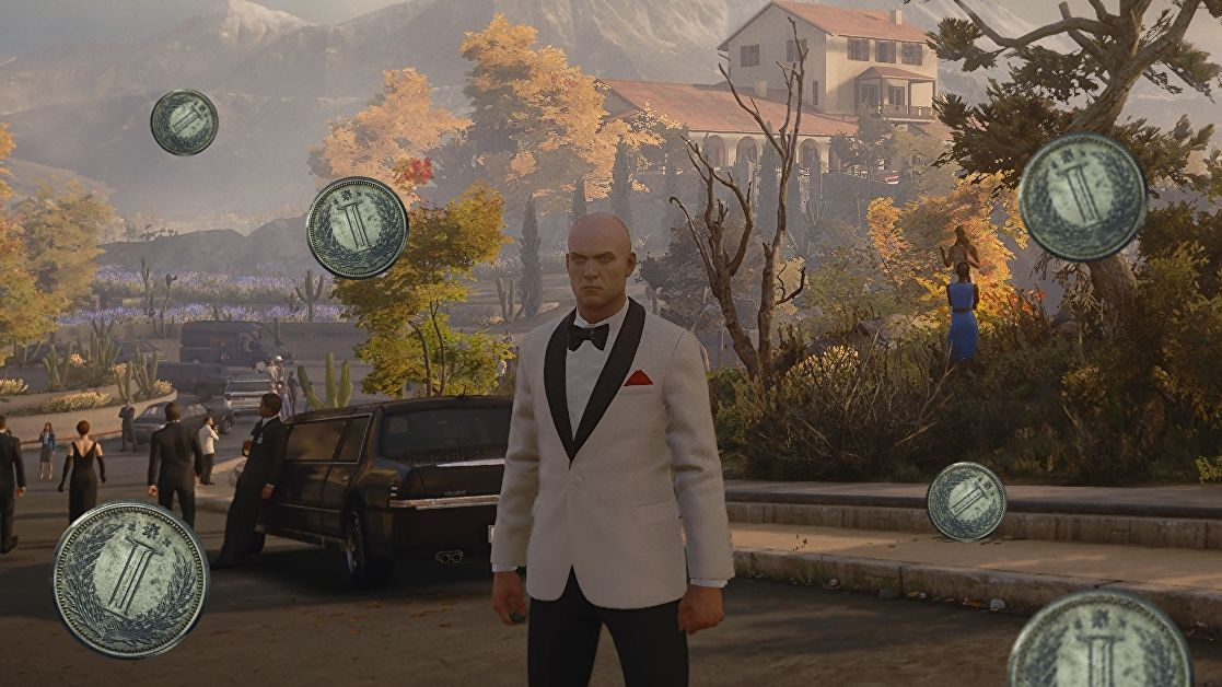 I roleplayed Hitman 3 as a coin-obsessed fool