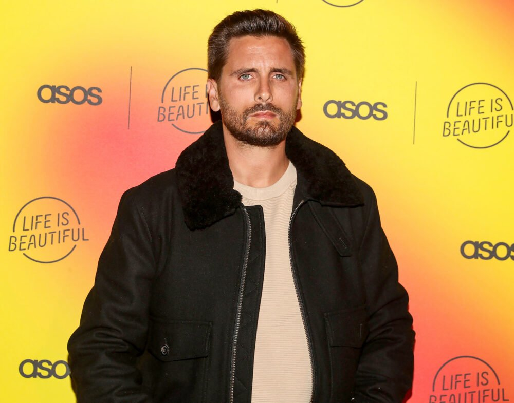 Scott Disick Put On Blast For His New Blonde Hairstyle – Users Compare Him To Eminem And Guy Fieri