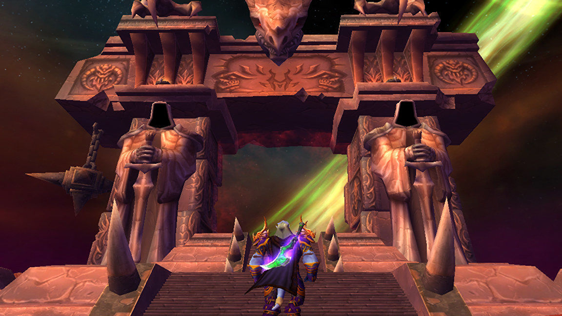 World Of Warcraft: Burning Crusade Classic has leaked ahead of BlizzCon