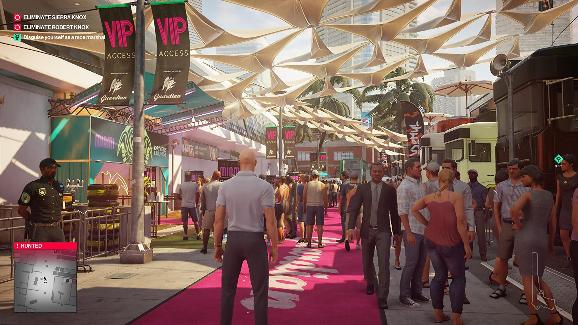 Hitman 3 location imports should work this month, say IOI