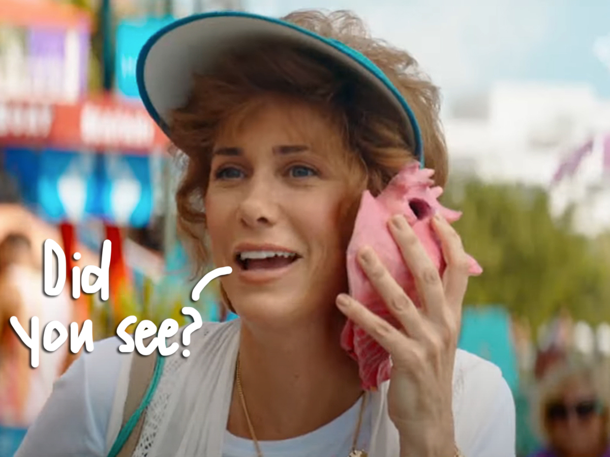 Kristen Wiig Revealed Her Twins' Names In New Movie Credits!