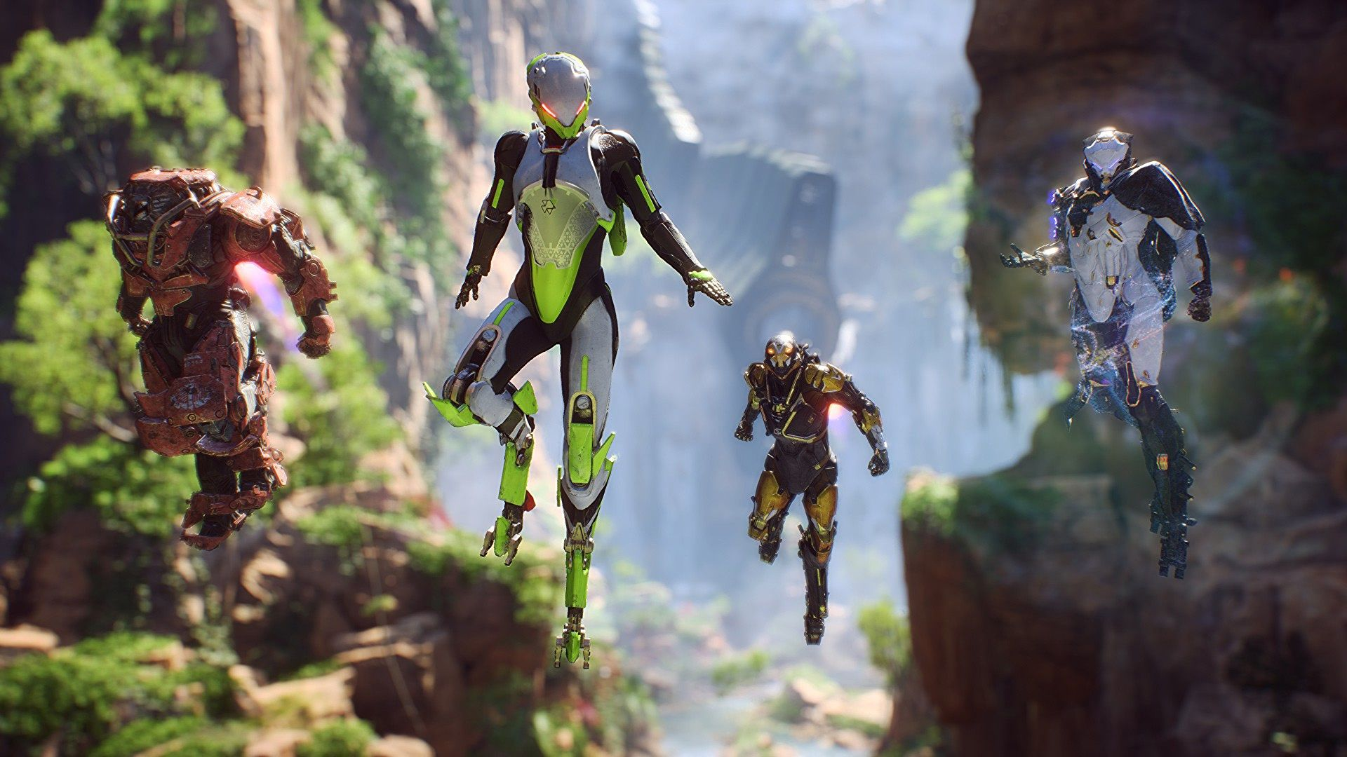 Anthem's fate reportedly to be decided by EA this week