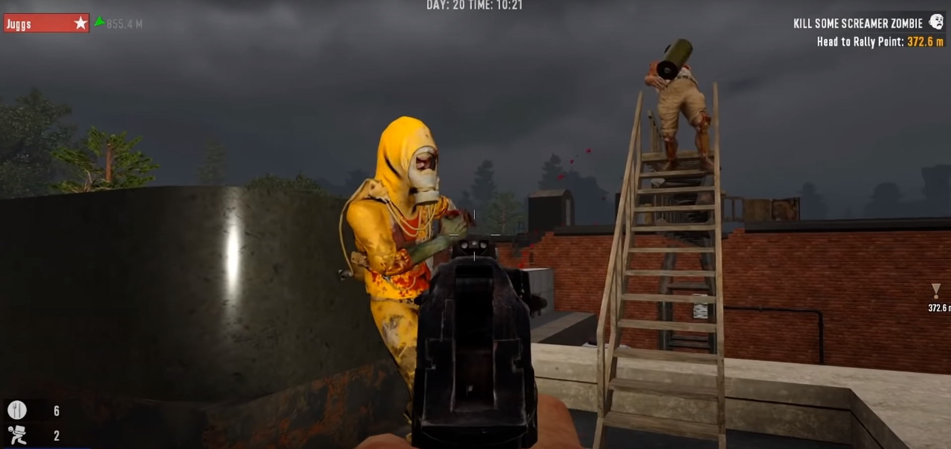 As Alpha 20 Approaches, When Will 7 Days To Die Leave Alpha?