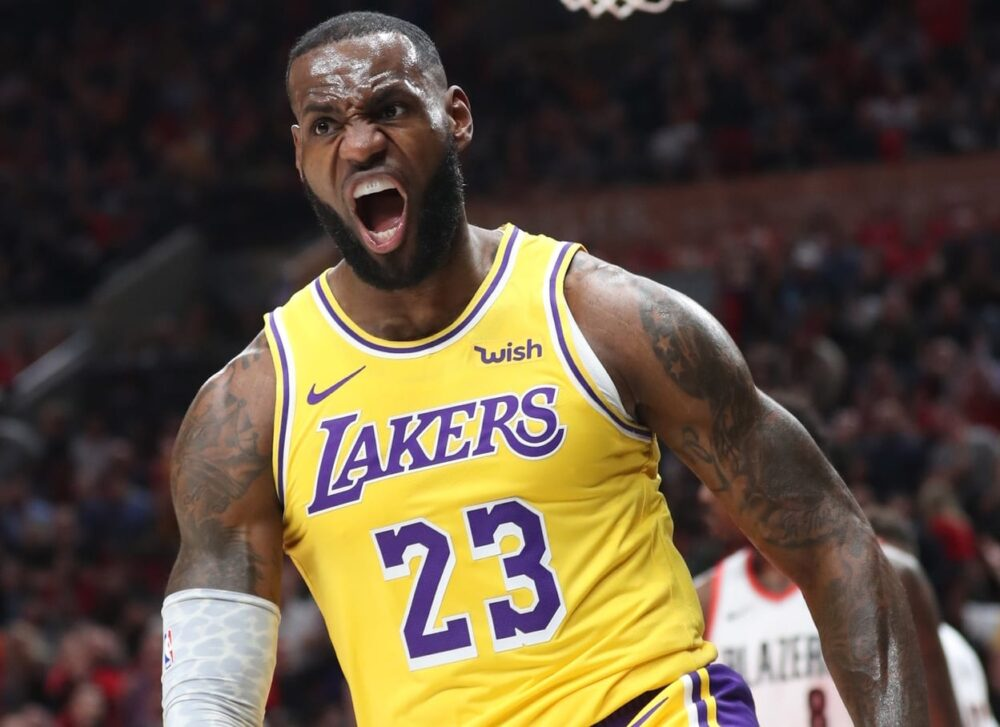 LeBron James May Be Dropping A Rap Album In The Coming Months