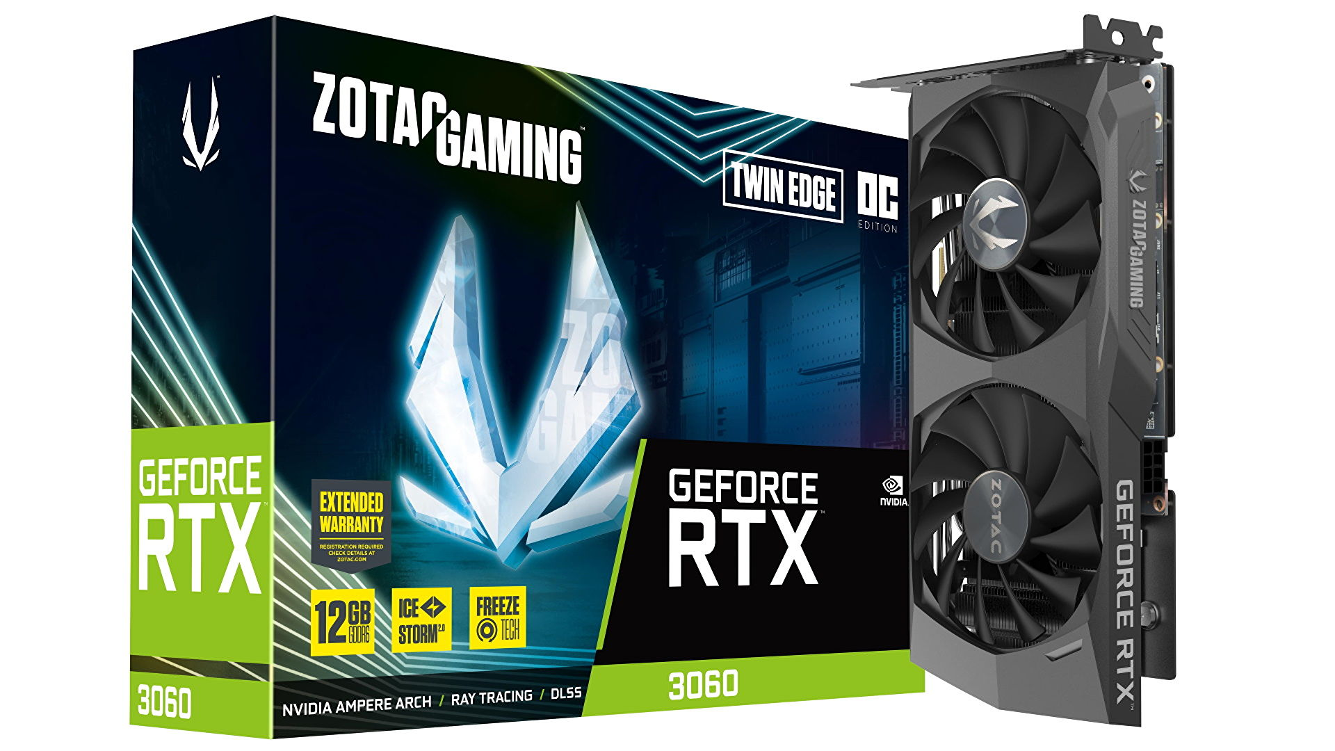 Here's where you can buy an RTX 3060 in the UK and US