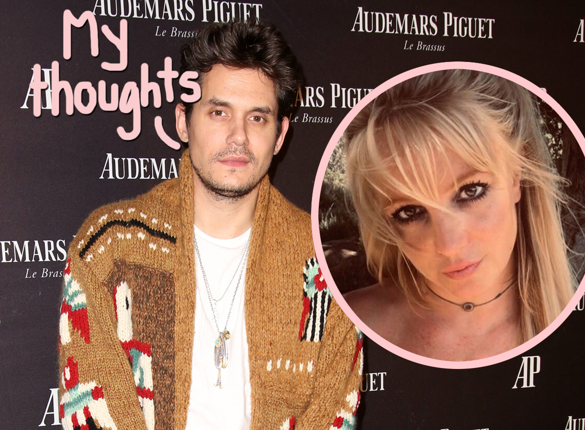 John Mayer Talks Wanting A 'Wife And Kids' & Framing Britney Spears