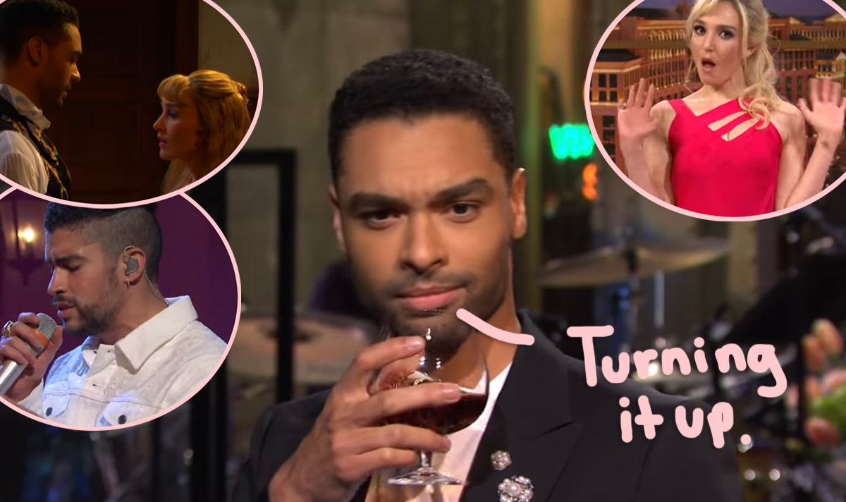Regé-Jean Page, Bad Bunny, Bridgerton Parody, & More: Here's What You Missed on SNL!
