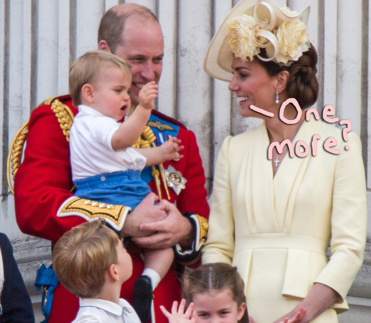 Prince William & Kate Middleton Prepping For Baby No. 4 — Details!