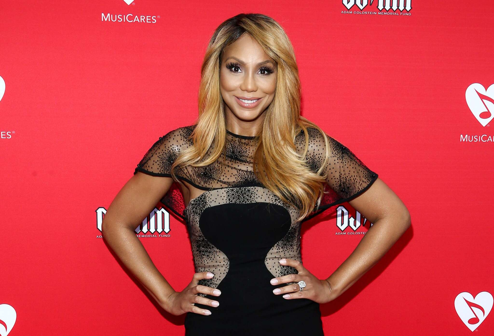 Tamar Braxton Has A New Podcast Episode Out Featuring Saweetie