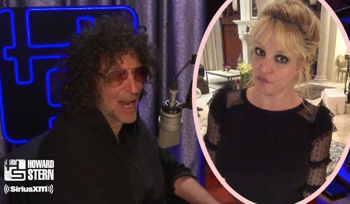 Howard Stern Supports #FreeBritney Movement With FANTASTIC Point!