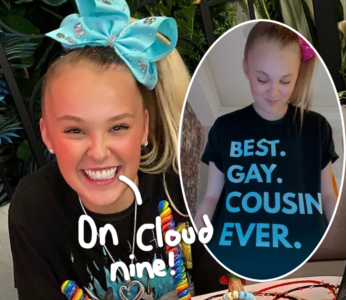 JoJo Siwa Gushes About 'Perfect' Girlfriend & Details Her Unplanned Coming Out Experience
