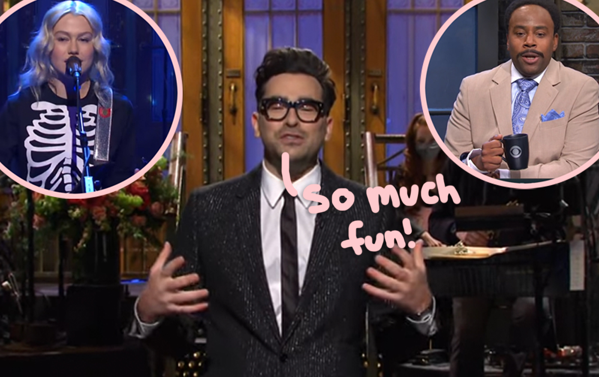 Dan Levy, Phoebe Bridgers, The Super Bowl, & More: Check Out All The Best SNL Moments HERE!