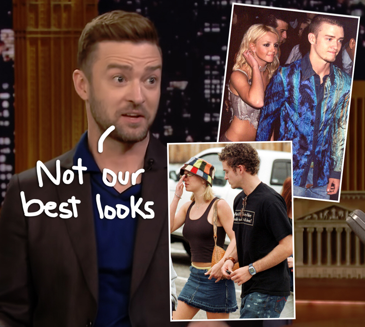 How Justin Timberlake REALLY Feels About His & Britney Spears Iconic All-Denim Outfits!