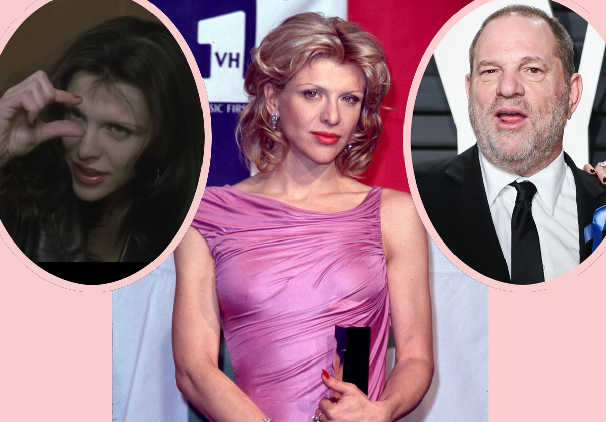 Courtney Love Says 'A Bunch Of' #MeToo Moments Scared Her Away From Hollywood!