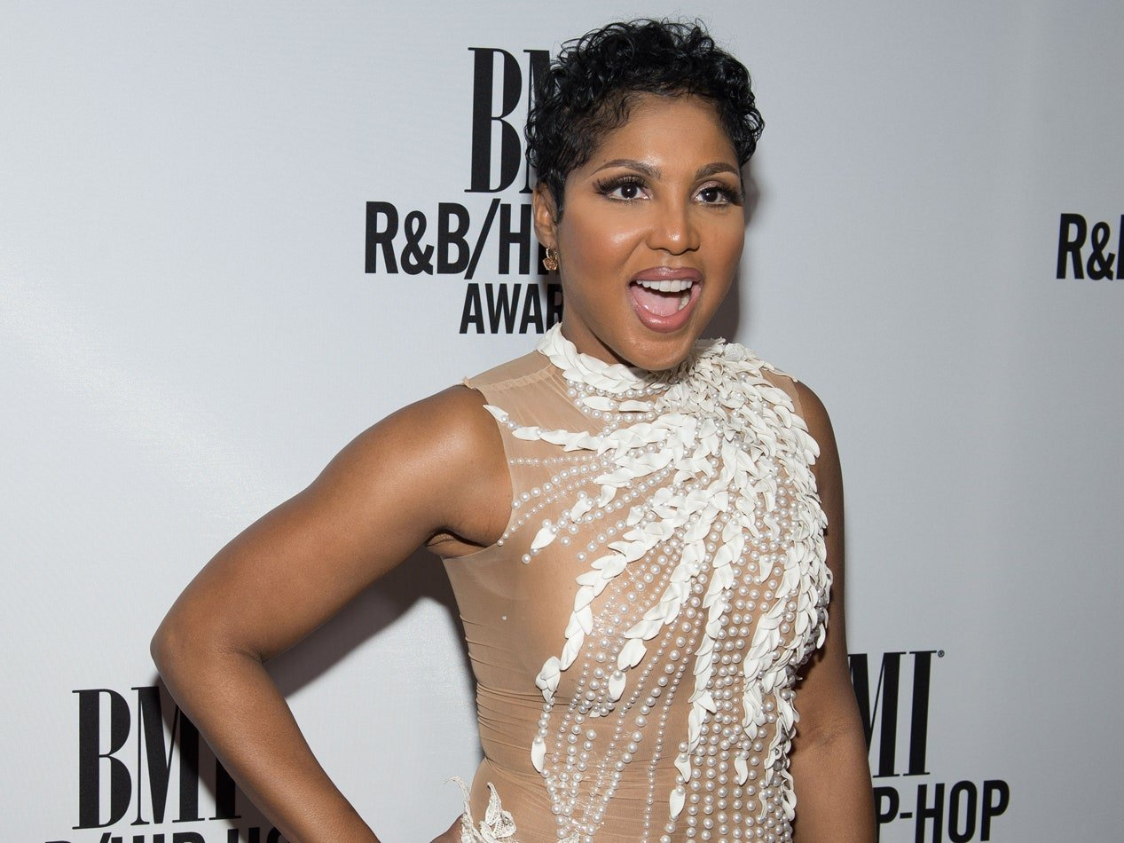 Toni Braxton Tells Fans Age Is Just A Number – See Her Jaw-Dropping Clip