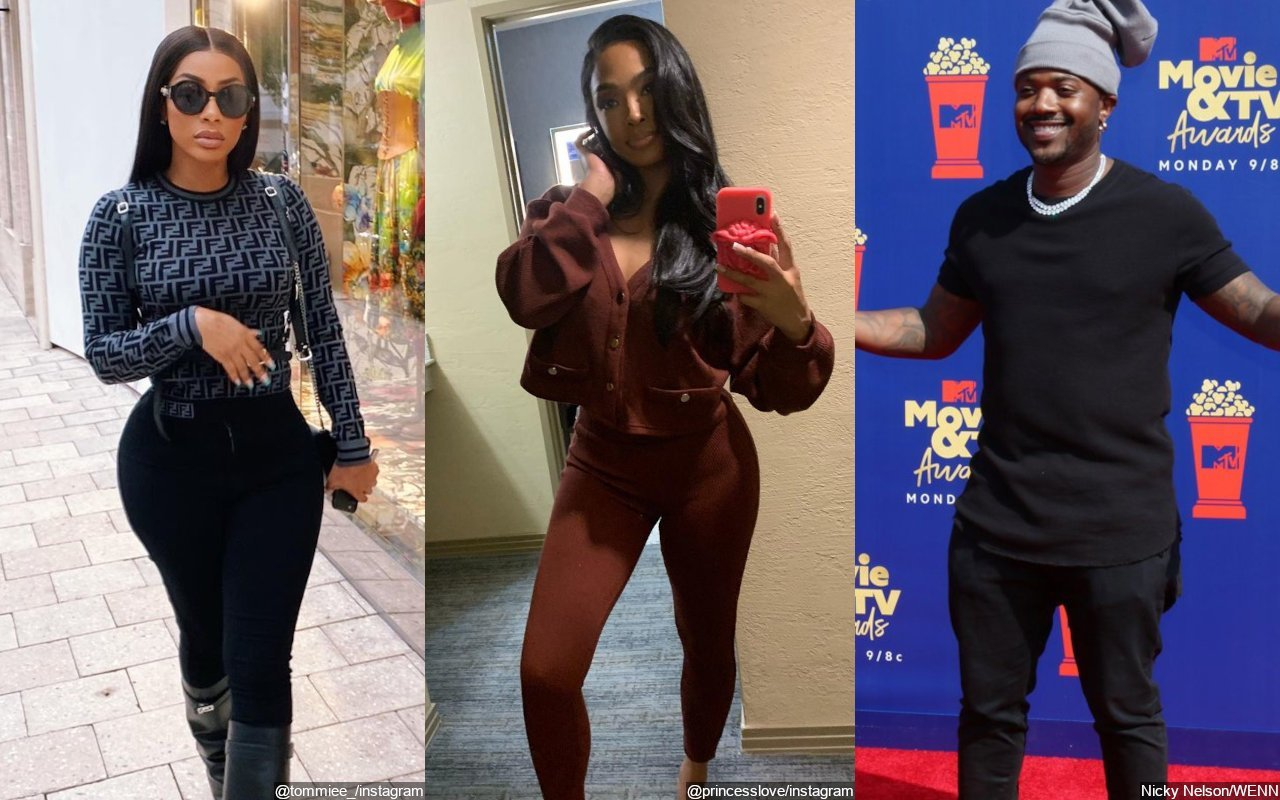 Fans Warn Princess Love Not To Mess With Tommie Lee After She Claims Tommie And Ray J Hooked Up — Tommie Responds