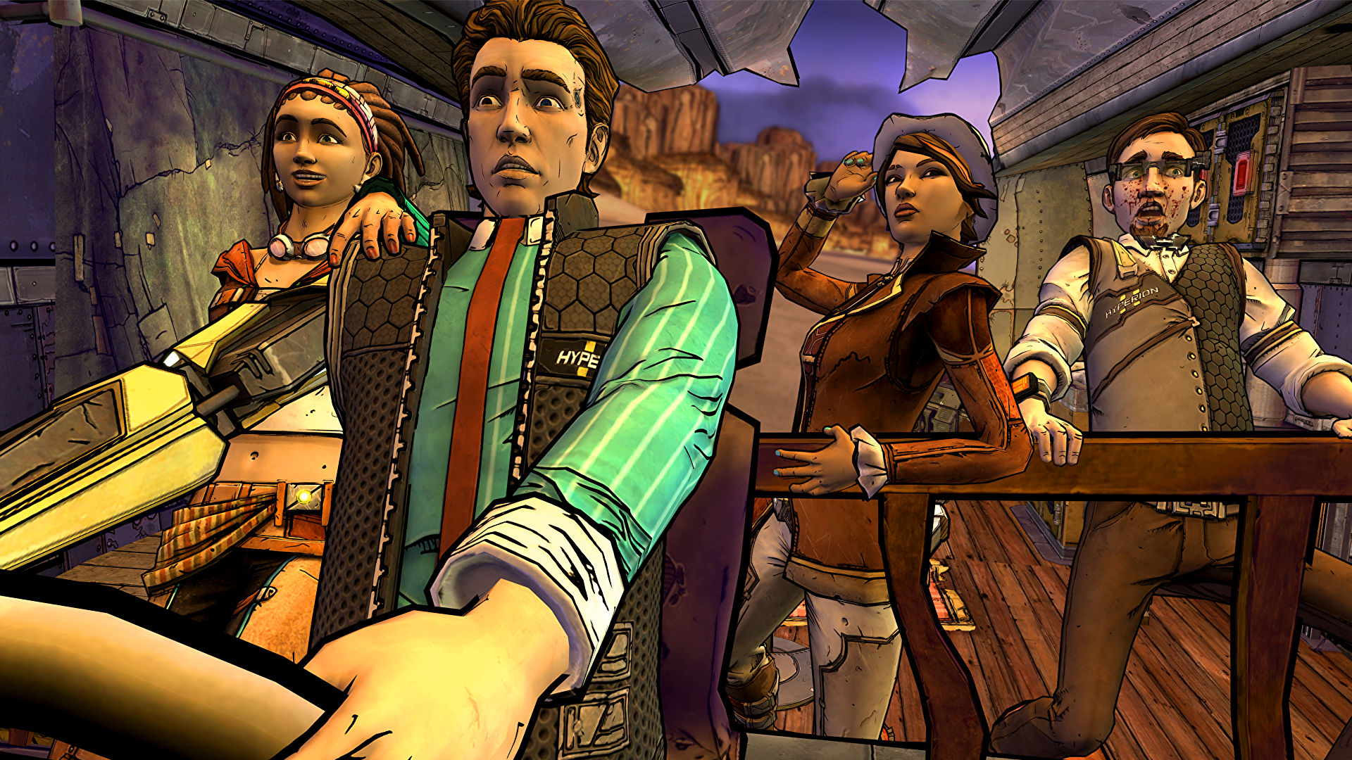 Tales From The Borderlands returns to digital stores next week