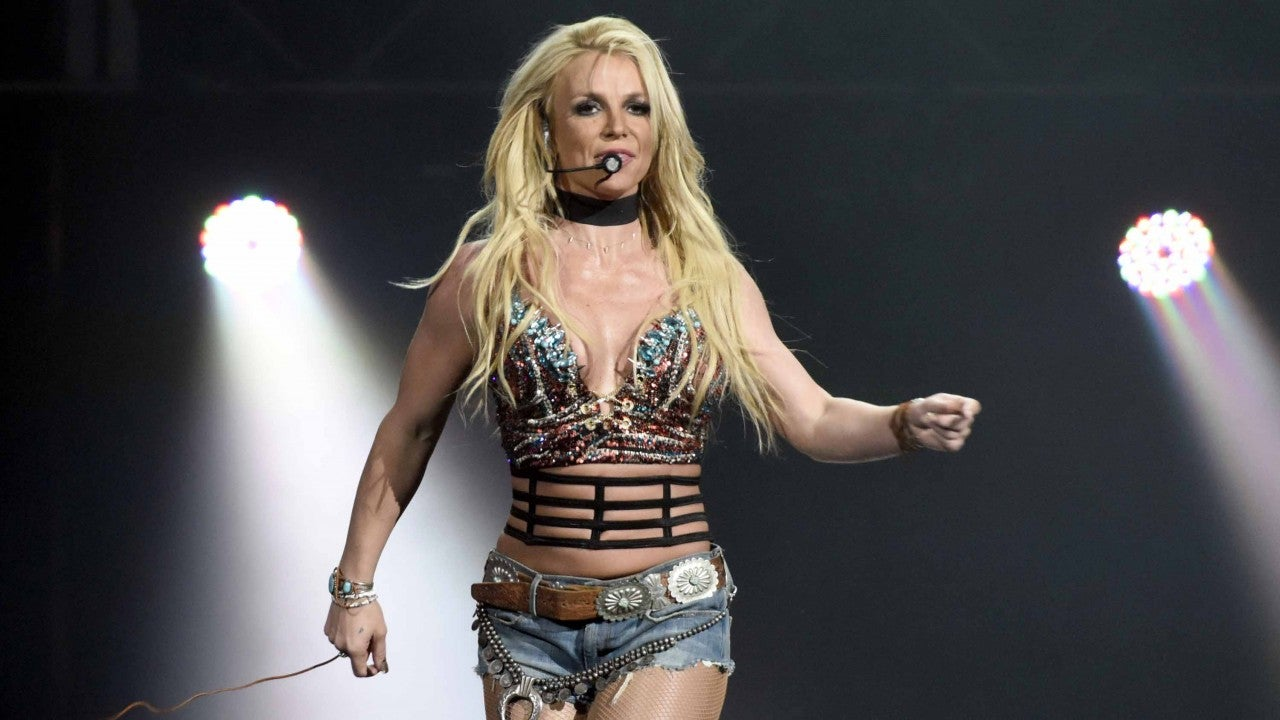 Britney Spears Reveals Why She Looks So Different In New Dancing Video!