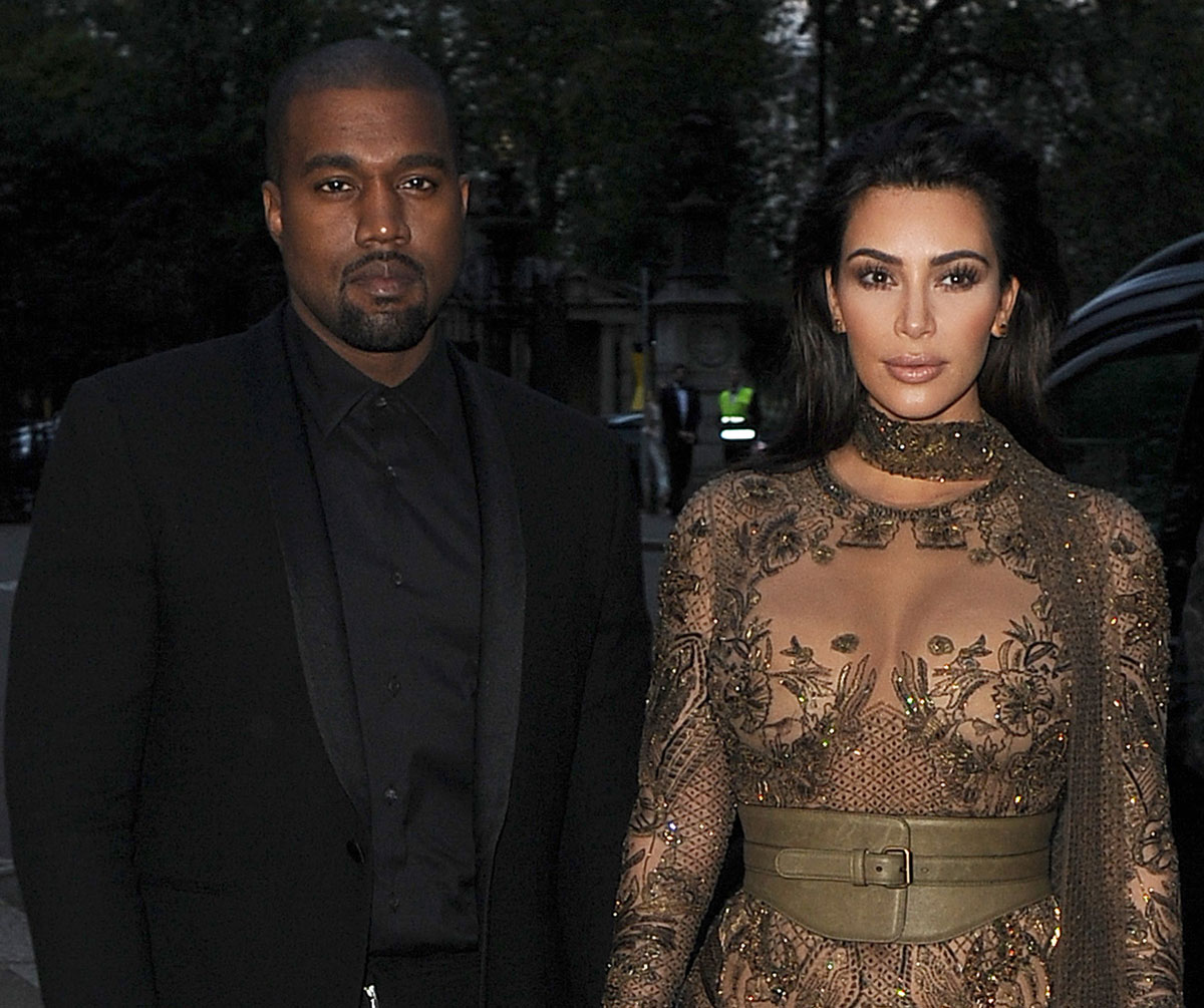 Kanye West's Mental Health History Will Reportedly NOT Impact Child Custody After Kim Divorce
