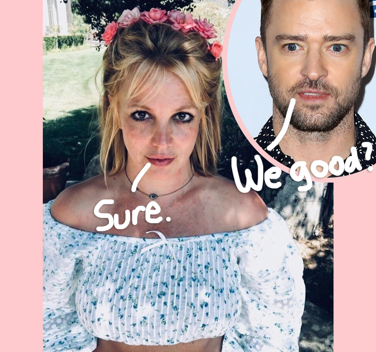 Britney Spears Has No 'Grudge' Against Justin Timberlake Amid His Framing Britney Spears Documentary Backlash