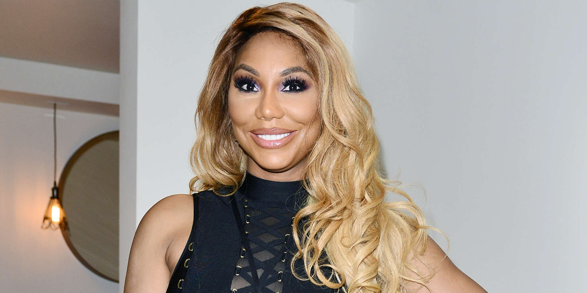 Tamar Braxton Tells Fans That It's Never Good To Fake The Funk In Life