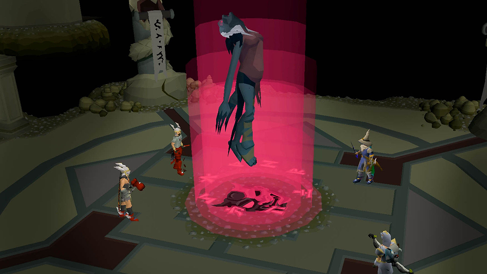 Old School RuneScape is available on Steam now