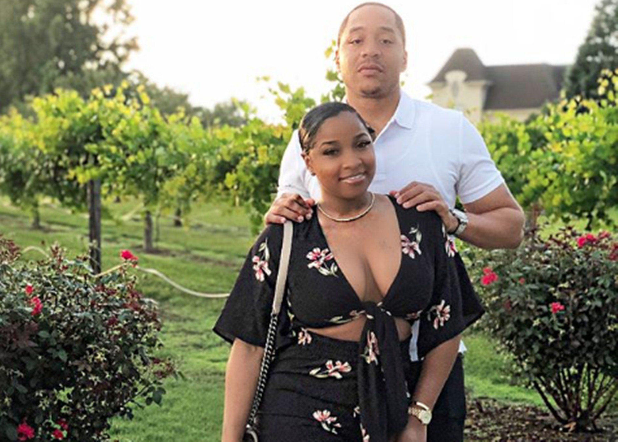 Toya Johnson Shows Off Her Glam Room Makeover – See The Photos