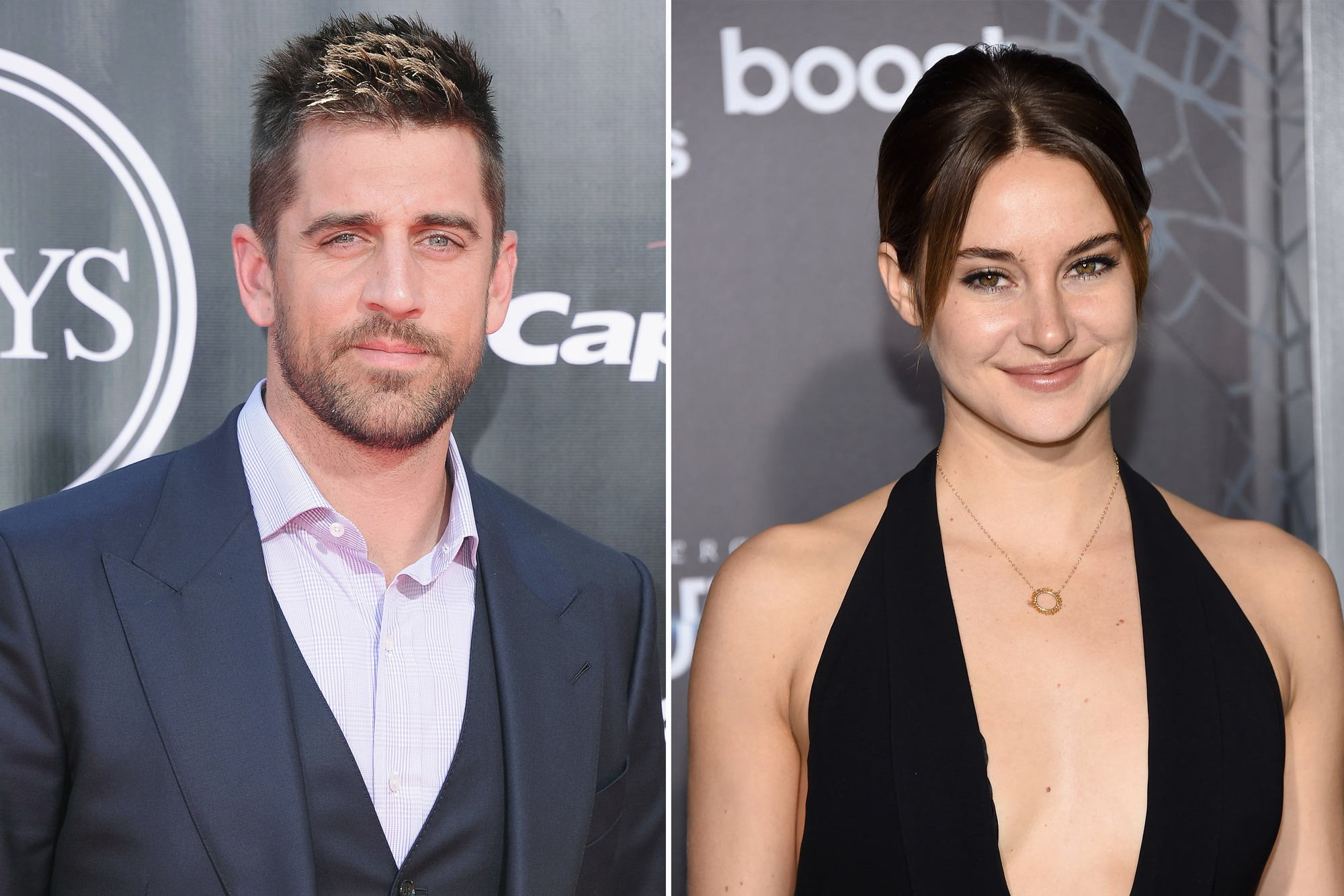 Aaron Rodgers And Shailene Woodley's Engagement Confirmed!