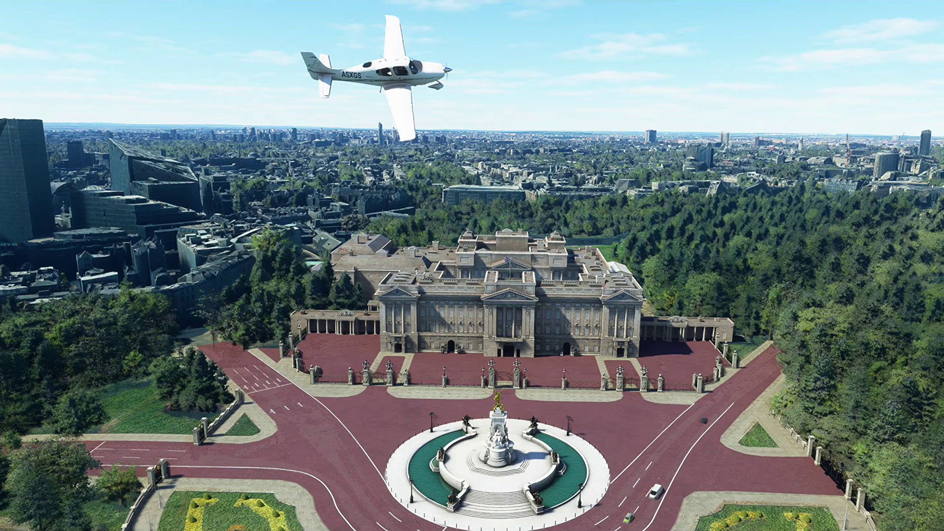 Microsoft Flight Simulator has revamped the UK and Ireland