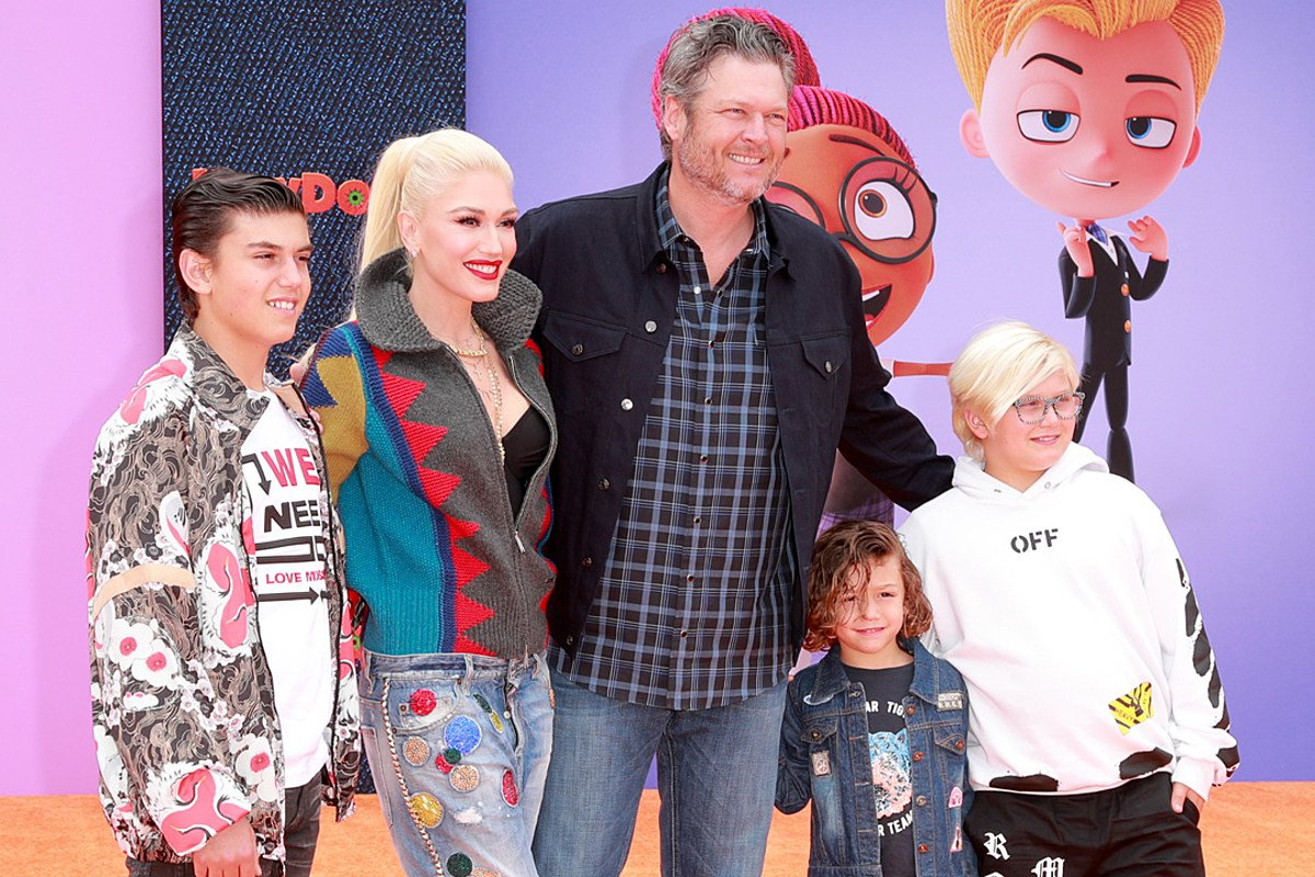Blake Shelton Says He 'Can't Imagine' His Life Without Gwen Stefani's Boys – Opens Up About His Role As A Stepfather
