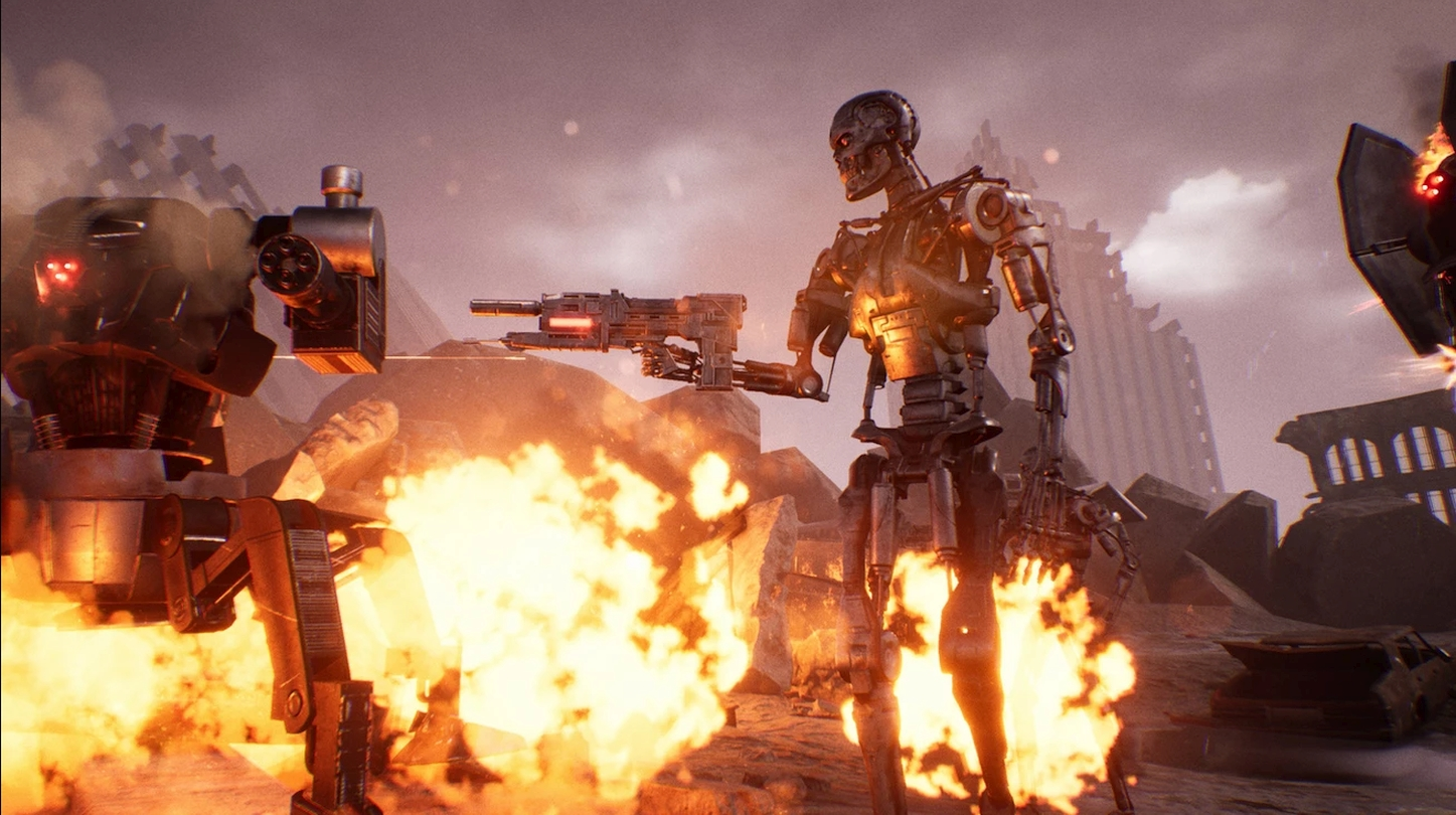 Terminator: Resistance Enhanced Coming To PlayStation 5 This March