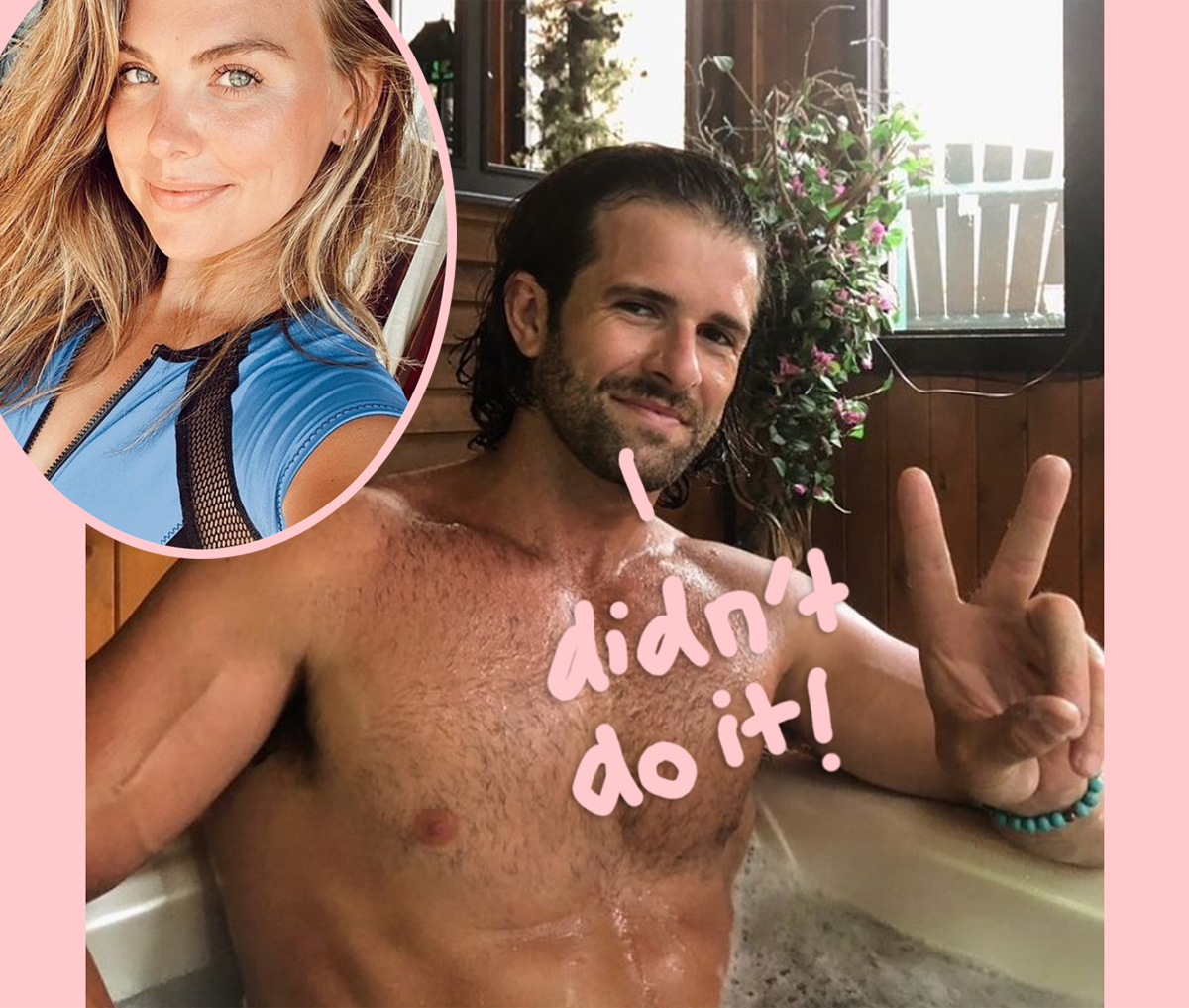 Bachelorette's Jed Wyatt Claims He Was 'Manipulated' By Producers & Never Cheated On Hannah Brown