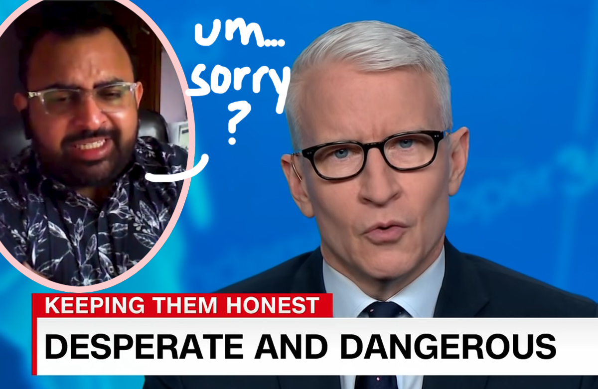 Ex QAnon Supporter Apologizes To Anderson Cooper For Thinking He 'Ate Babies' — And Even More INSANE BELIEFS!