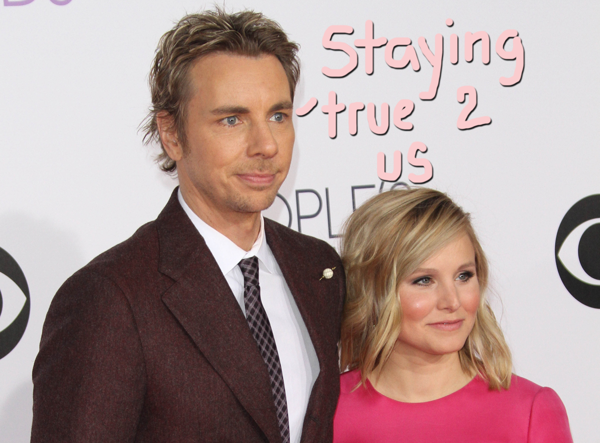 Why Dax Shepard & Kristen Bell Are Open About Their Marriage Struggles: 'We Don't Feel Like We Have An Option'