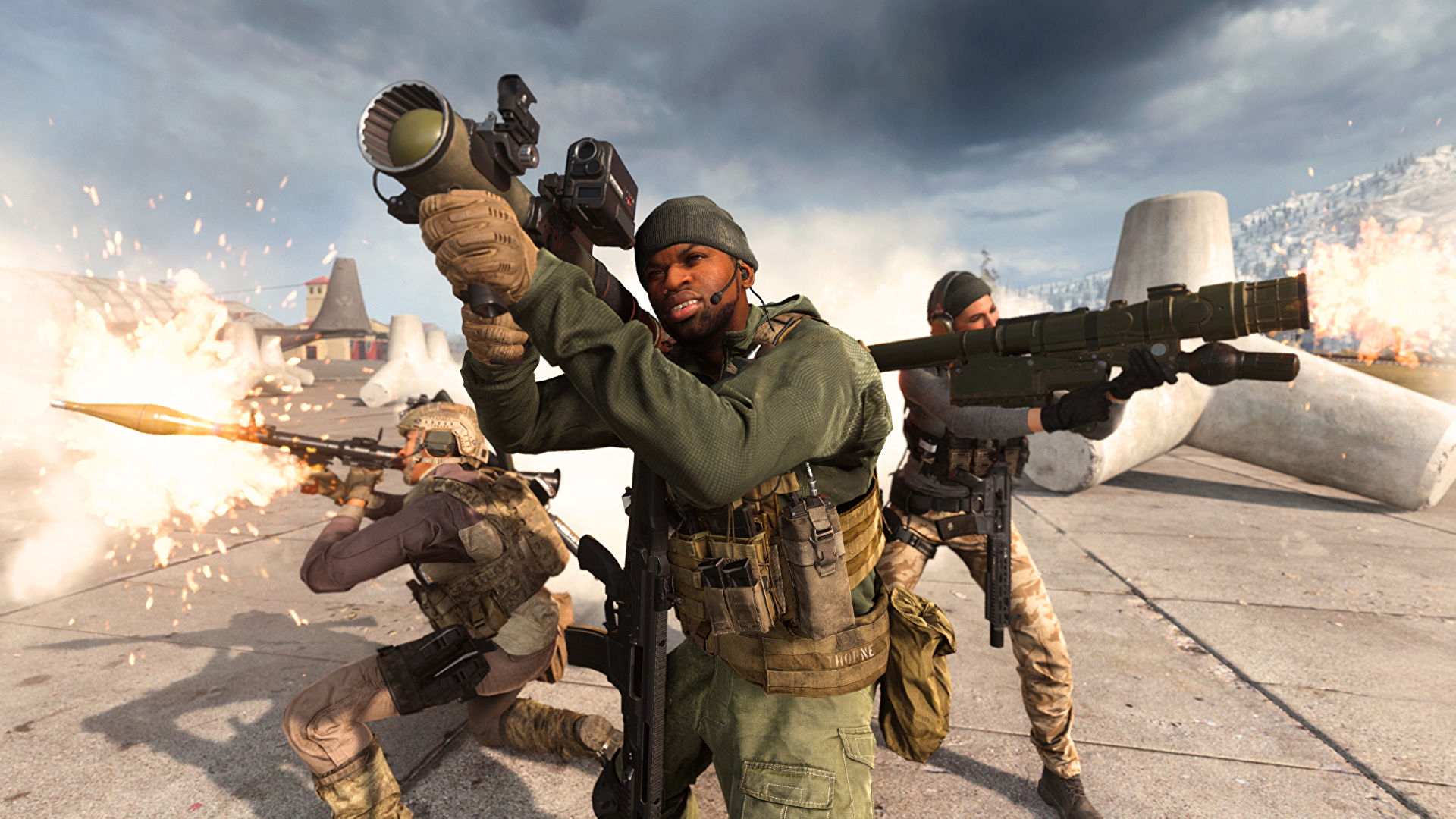 Call Of Duty: Warzone bans another 60,000 cheaters