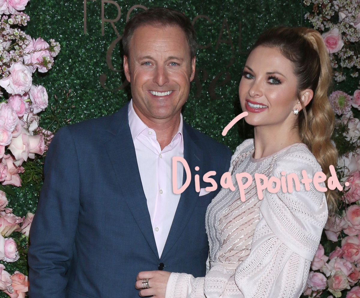Chris Harrison's Girlfriend Speaks Out About His Temporary Bachelor Exit Amid Racism Controversy