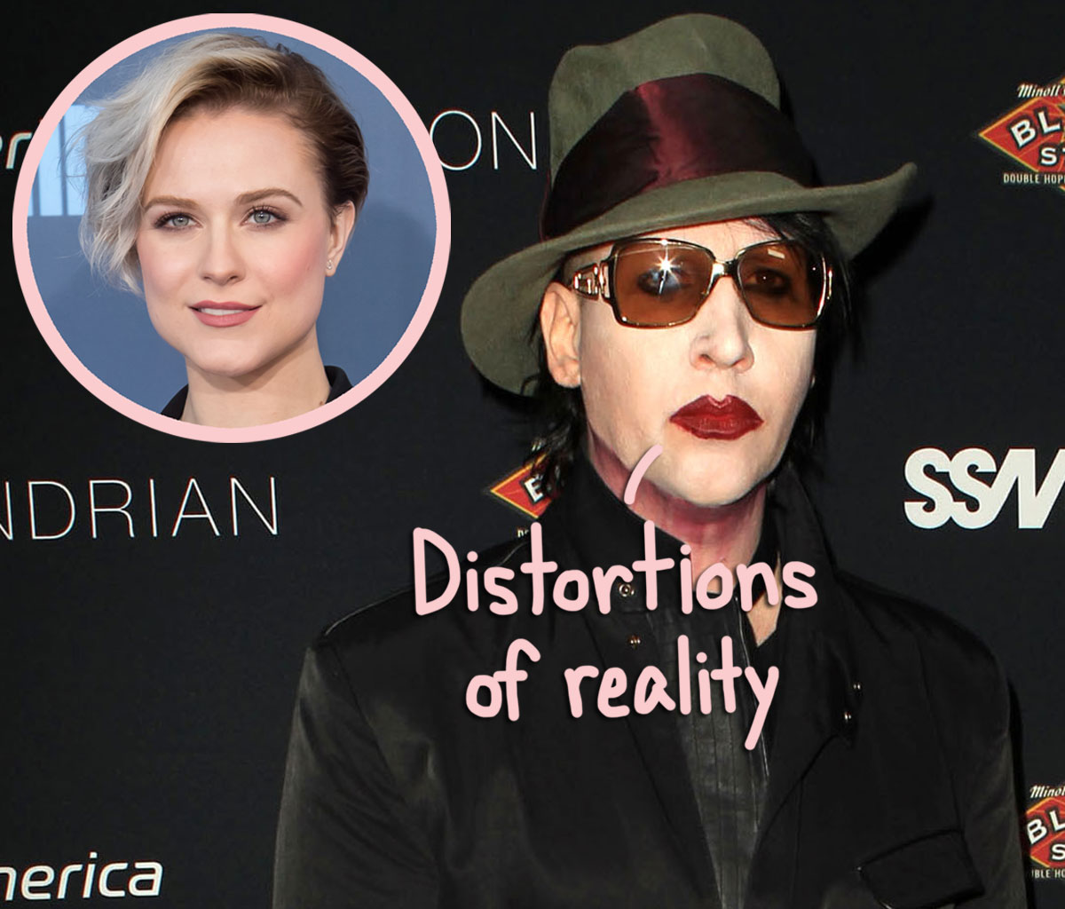 Marilyn Manson Denies Abuse Allegations, Calls Them 'Horrible Distortions Of Reality'