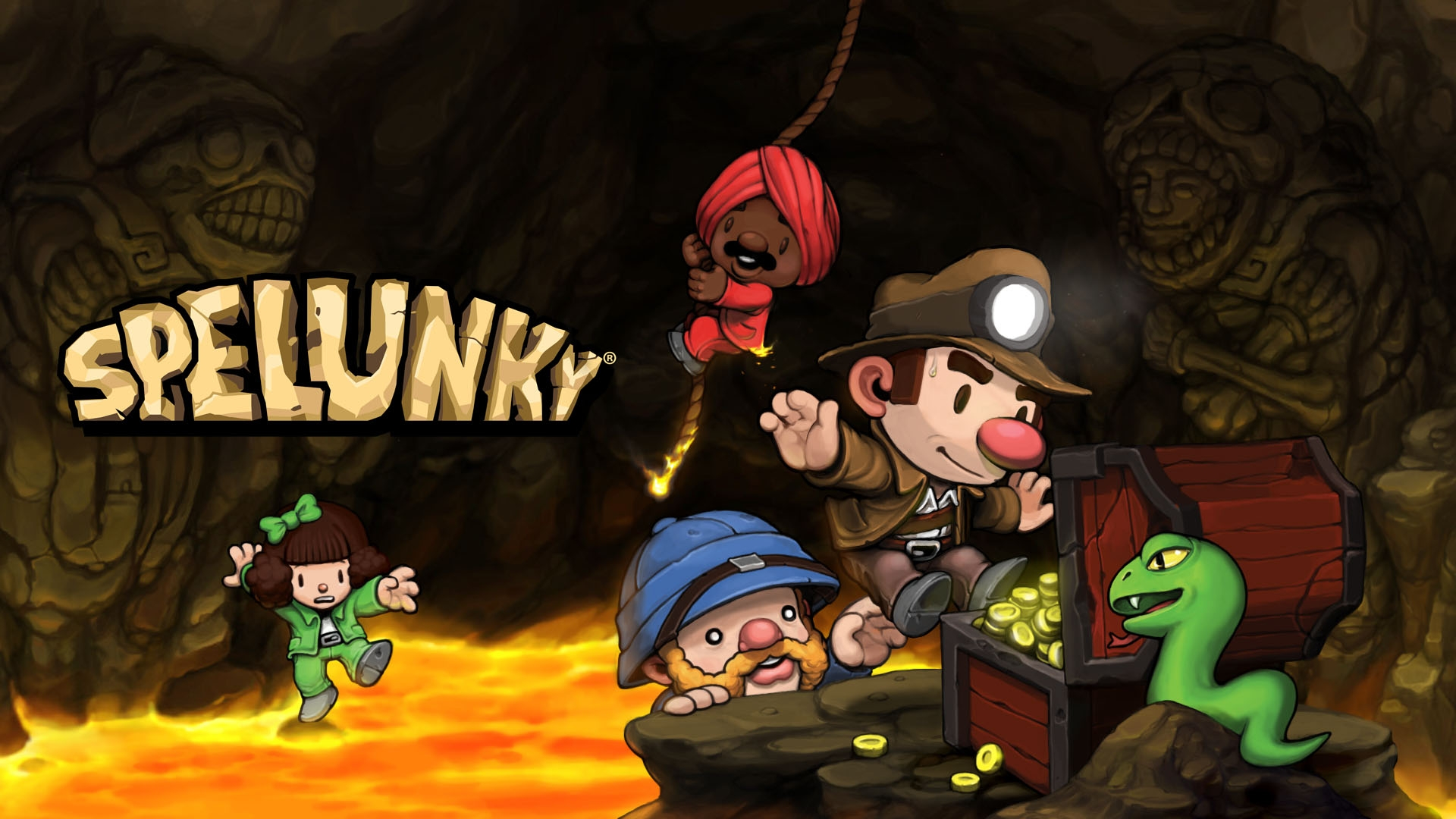 Spelunky And Spelunky 2 Announced For The Nintendo Switch This Summer