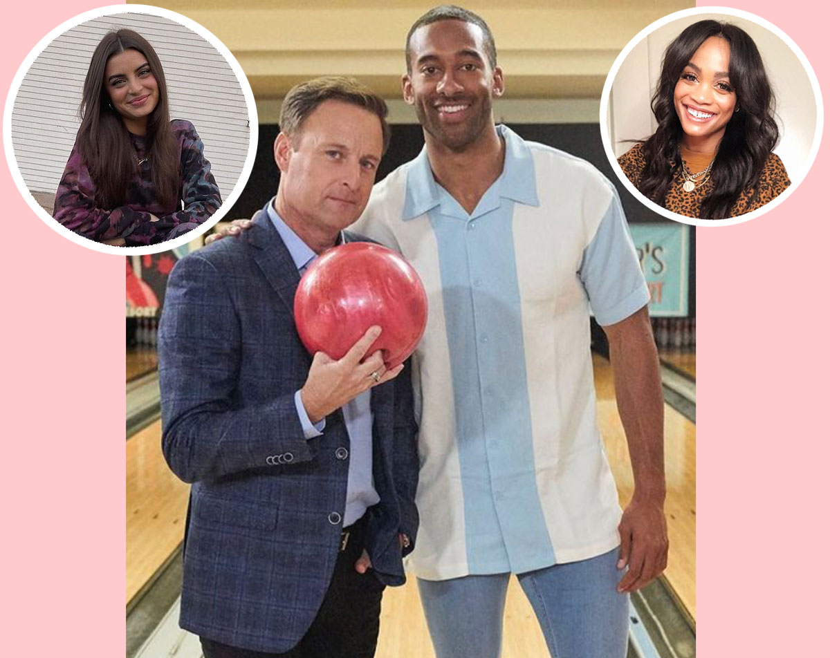Chris Harrison Apologizes For Defense Of Bachelor Contestant Rachael Kirkconnell Over Plantation-Themed Party Pics