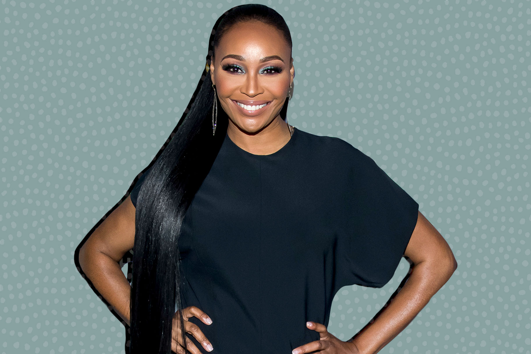 Cynthia Bailey Asks Fans How They Are Celebrating Valentine's Day – See Her Message
