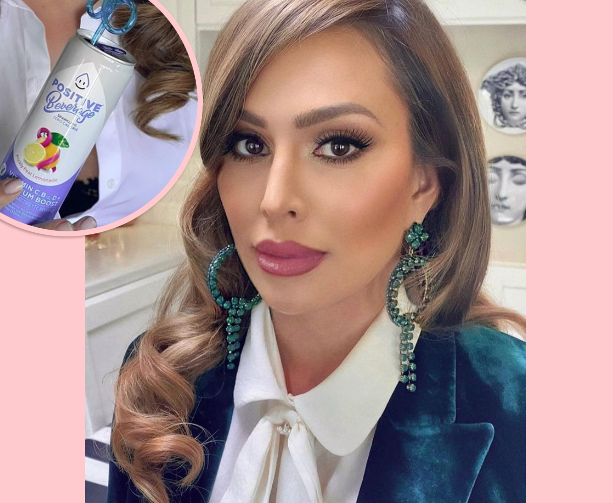 RHOC's Kelly Dodd Canned By Positive Beverage Amid Multiple Scandals!