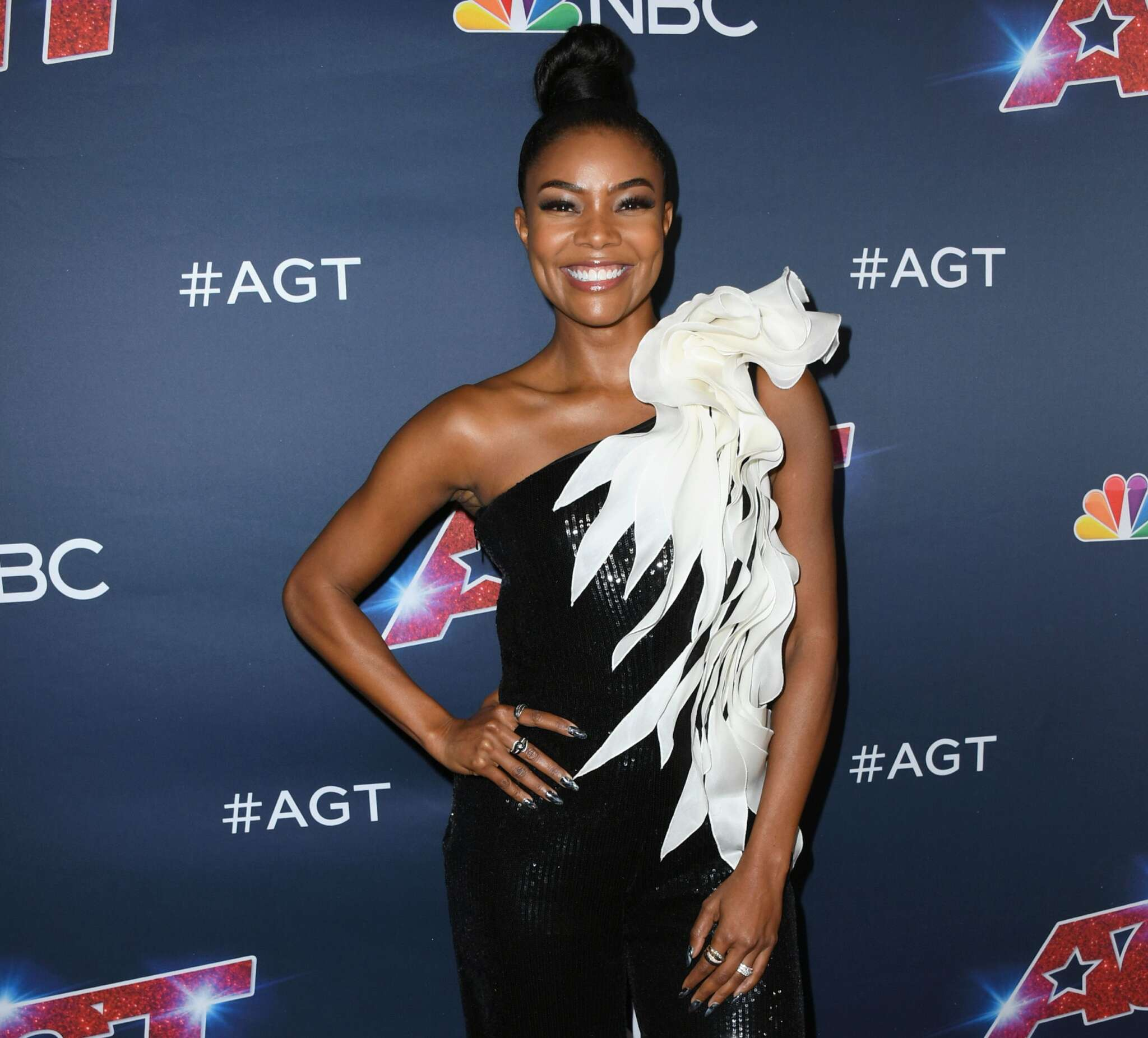 Gabrielle Union Shows Fans Who Is The Embodiment Of Melanin Magic