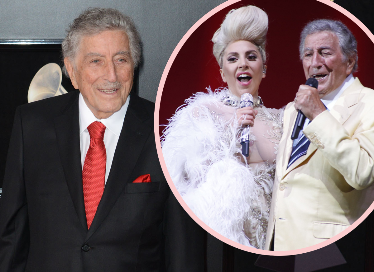 Tony Bennett Shares Alzheimer's Disease Diagnosis — & Reveals He Recorded A New Album With Lady GaGa Amid His Battle