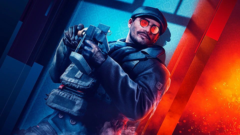 Rainbow Six Siege's next operator has explosive drones and excellent style