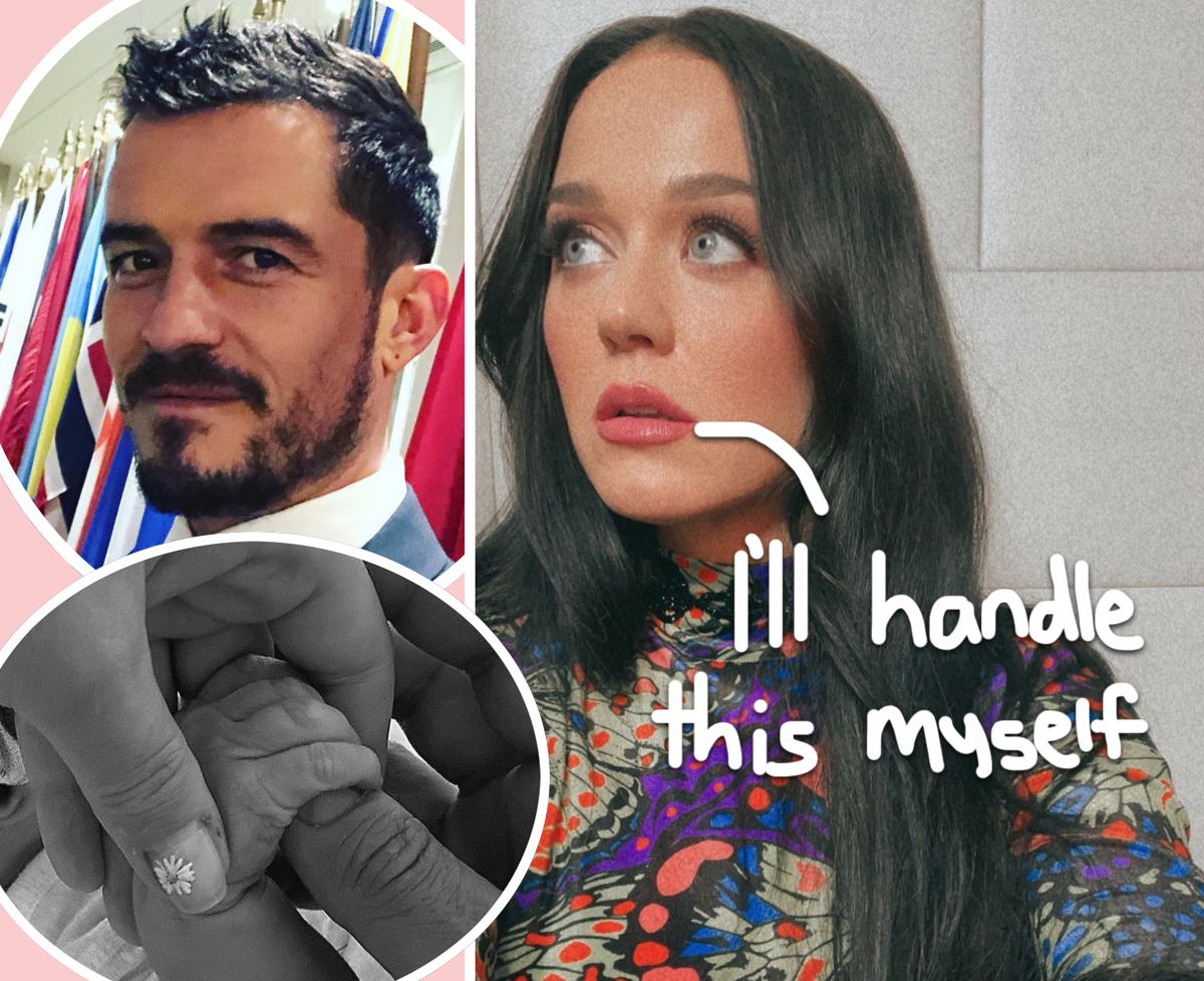 Katy Perry Didn't Want Orlando Bloom To Share Advice About Parenthood From Having His First Child With Miranda Kerr — Here's Why…