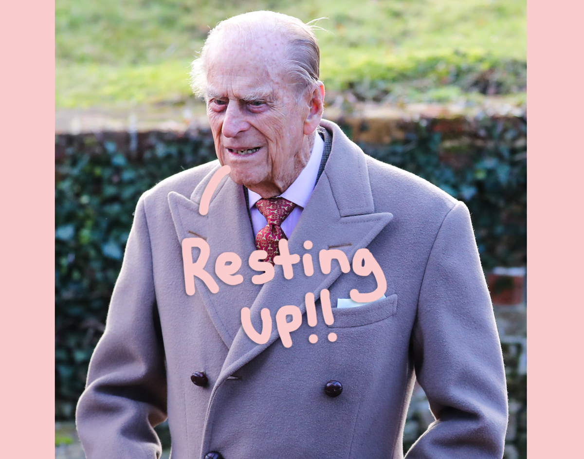 Prince Philip To Remain At Hospital 'Into Next Week'