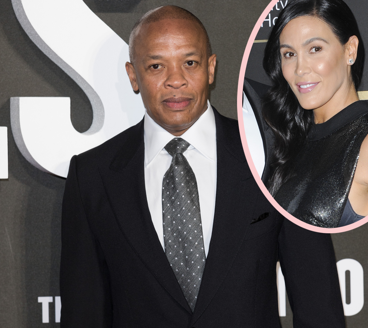Dr. Dre Calls Estranged Wife A Greedy WHAT In New Diss Track!?! Damn!