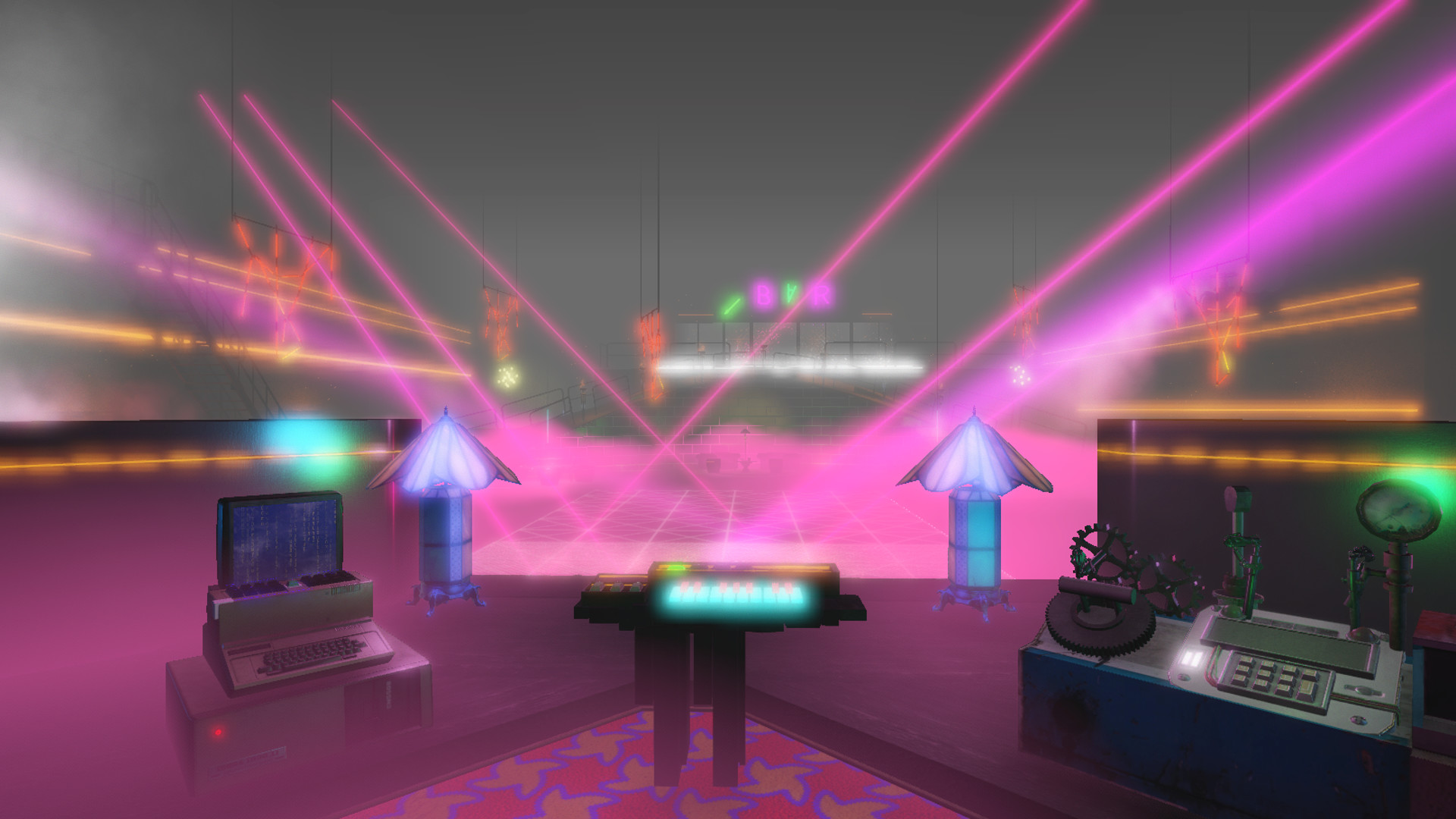 Isolationist Nightclub Simulator Is Launching On March 11th For PC Audiences