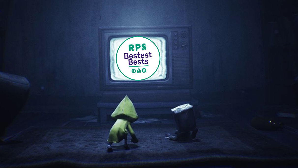 Little Nightmares 2 review