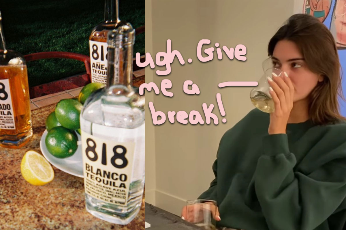 Kendall Jenner Slammed For Cultural Appropriation After Her 818 Tequila Reveal